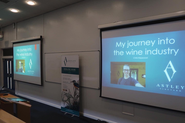 Astley Vineyard - presentation