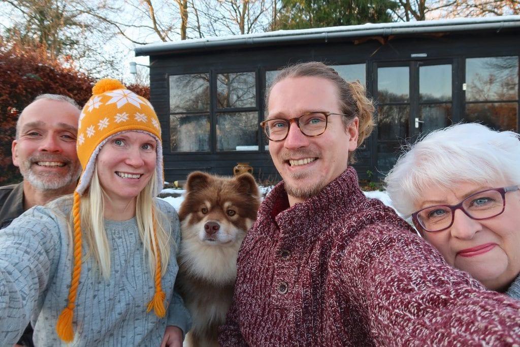 Haywood family 2020