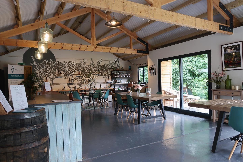 Astley Vineyard - cellar door shop 2020