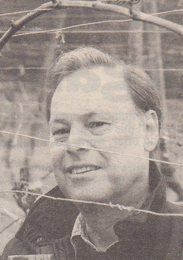 Astley Vineyard - Jonty Daniels
