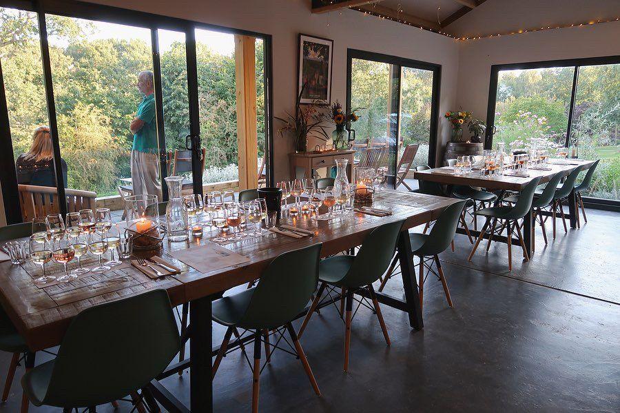 Astley Vineyard - wine tasting 2019